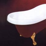 ソープの人気嬢達は浴槽内で潜望鏡以外にこんなプレイをしています